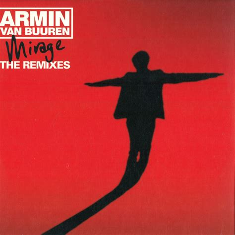 Armin Buuren Limited armin buuren mirage remixes limited edition 3x12