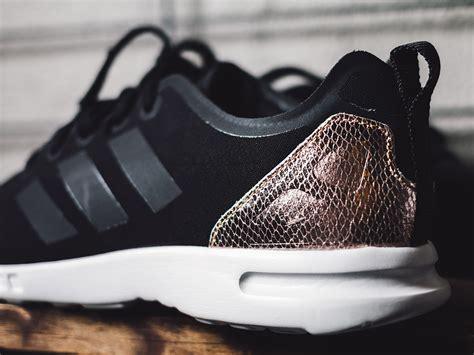 damen schuhe sneakers adidas originals zx flux adv smooth
