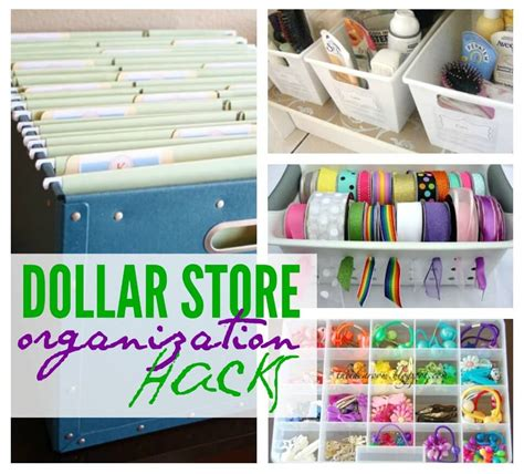 dollar store organization hacks 15 things to avoid buying at dollar stores