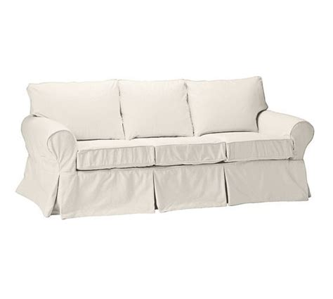 pb basic slipcovers details about pottery barn pb basic 3pc sectional sofa