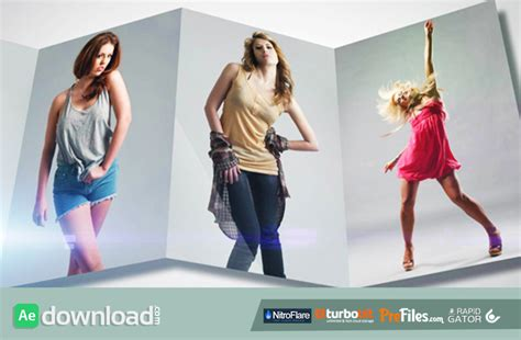 after effects free fashion templates my portfolio after effects templates free download