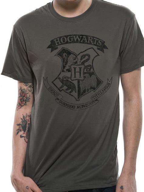 Hogwarts Harry Potter Custom Kaos Unisex harry potter t shirt official merchandise harry potter