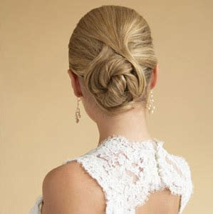 wedding hair sy wedding hairstyle the classic chignon with a new twist