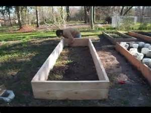 how to build raised beds for cheap migardener youtube