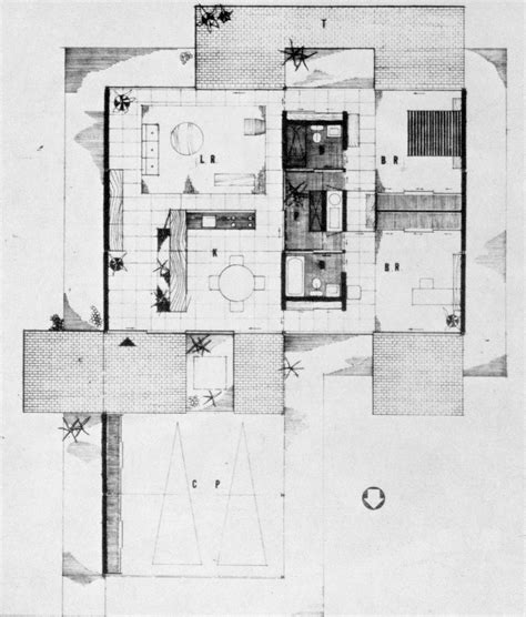 case study house plans gallery of a virtual look into pierre koenig s case study