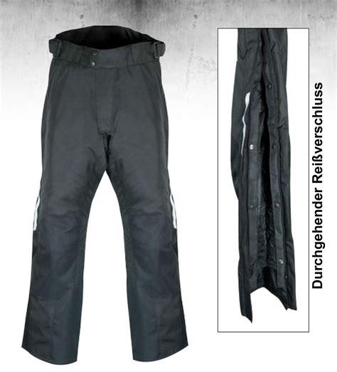 Motorradhose Kaufen Ebay by Motorradhose Textil 220 Berziehhose Unisex Wasserdicht