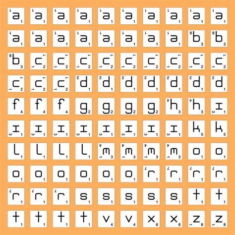 printable alphabet tiles 1000 images about digi alphabets on pinterest free