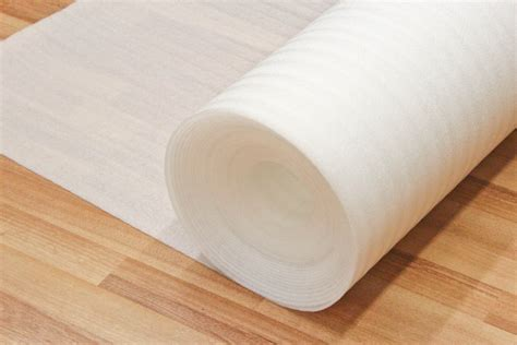 Concrete Wall by All You Need To Know About Laminate Flooring Underlayment
