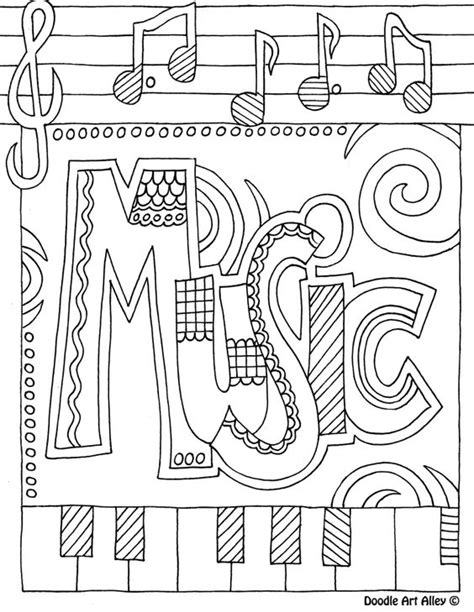 coloring pages for music class music coloring pages pdf music coloring pages pdf also