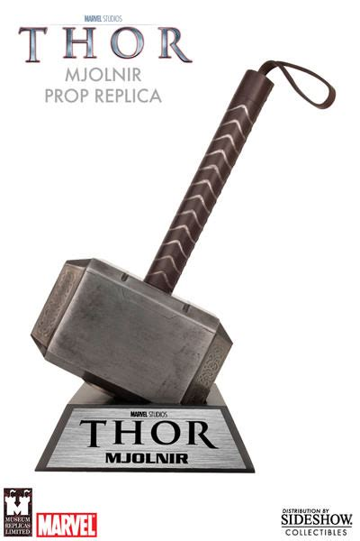 movie thor hammer marvel thor hammer prop replica by museum replicas