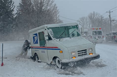 a new day car service bangshift postal service needs a new fleet vehicle