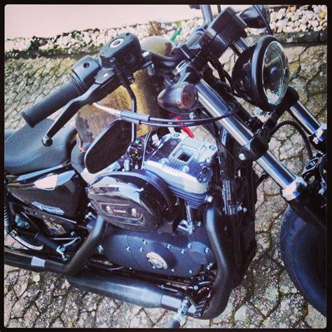 Kaos Harley Davidson Eat My Dust zeigt mir eure sportster s 554 milwaukee v