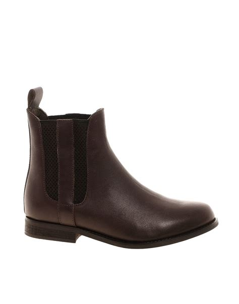 asos chelsea boots asos asos author leather chelsea ankle boots at asos