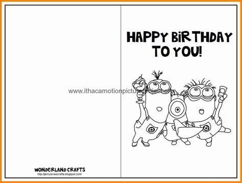 Printable Birthday Cards Template Free Printables Printable Cards Templates
