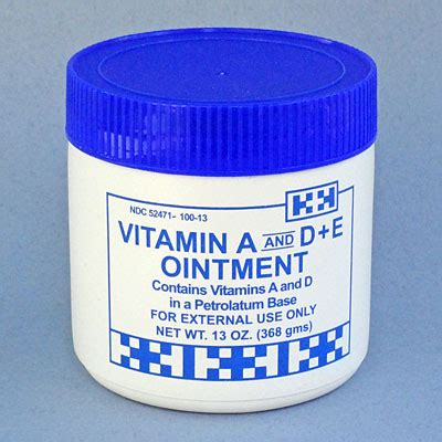 a and d ointment tattoo vitamin a and d e ointment huck spaulding enterprises