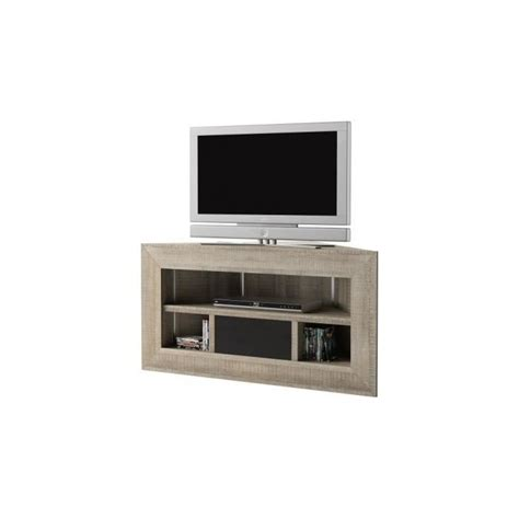 Meuble Tv Angle by Meuble Tv D Angle Ch 234 Ne Gris Achat Vente