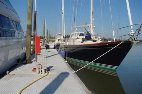 hinckley yachts savannah hinckley yacht services savannah slip dock mooring
