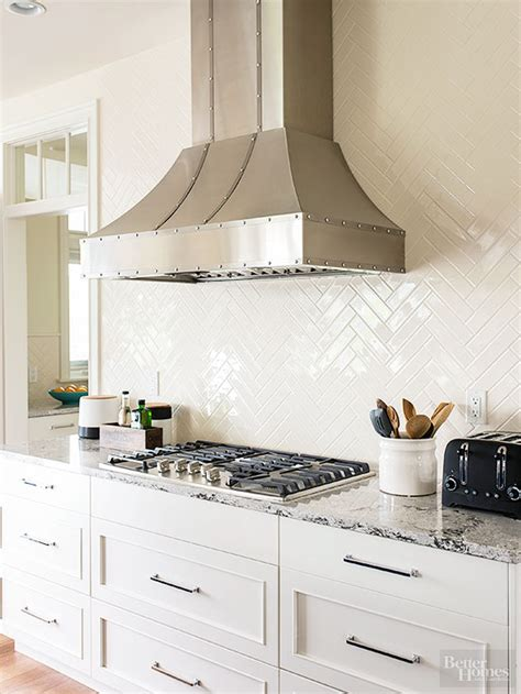 White Kitchen Vent The Better Homes And Gardens Innovation Home Hoods