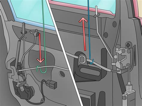 how to a not to inside 3 ways to use a coat hanger to into a car wikihow