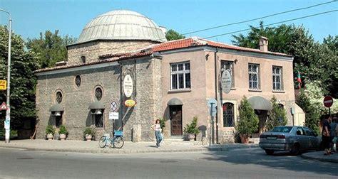 ottoman bulgaria bar operating in 500 year old ottoman mosque s garden
