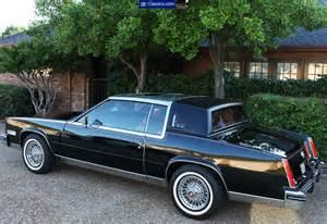 85 Cadillac Biarritz 1985 Cadillac Eldorado Biarritz Matt Garrett