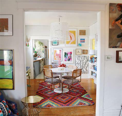maximalist style   chicago designsponge