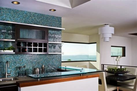 recycled kitchen countertops diy recycled glass countertops my daily magazine