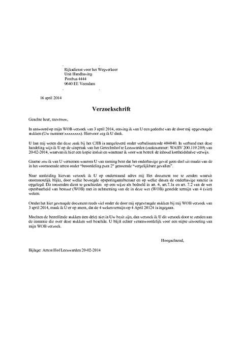 voorbeeldbrief rdw bevoegdheid ambtenaar 404040 niet te achterhalen mulder m boetes flitsservice nl