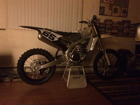 The Beat Background Check My 2015 Yz450f Drop The Beat Mx S Bike Check Vital Mx