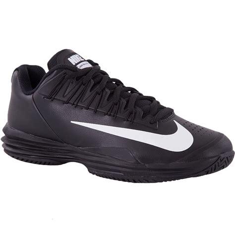 nike lunar ballistec 1 5 s tennis shoe black white