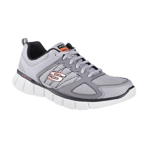 Sepatu Skechers Air Cooled Memory Foam jual skechers sports equalizer 2 0 skechers air cooled
