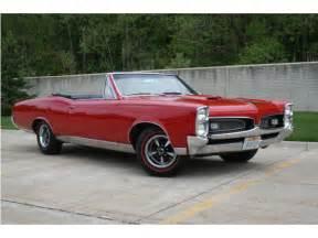 67 Pontiac Gto Convertible 1967 Pontiac Gto Convertible 178487