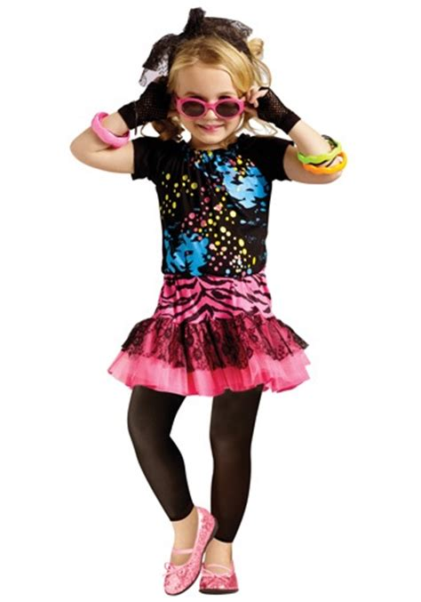 80s theme party costumes 80s pop party toddler costume