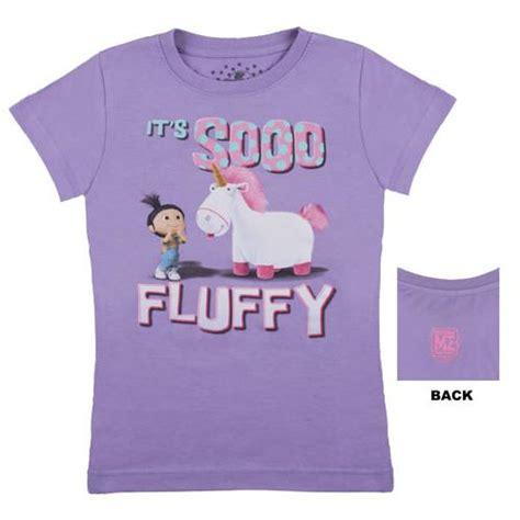 Despicable Me 23 T Shirt despicable me agnes it s so fluffy t shirt