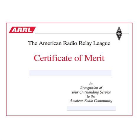 merit certificate sample free proposal letter template