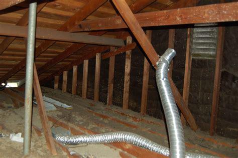 venting bathroom fan into attic venting bathroom fan into attic space common sources of