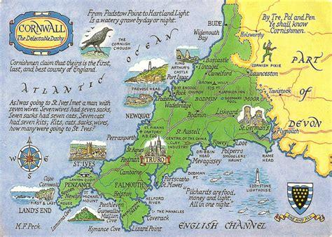 map uk cornwall world come to my home 1852 united kingdom