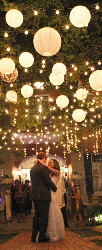 paper lanterns made wedding dreams come true paperlanternstore