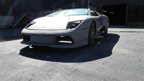 Lamborghini Murcielago Engine For Sale 2005 Lamborghini Murcielago Roadster Kit Car Frame