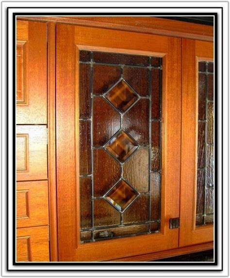 Kitchen Cabinet Door Inserts by Glass Kitchen Cabinet Door Inserts Cabinet Home
