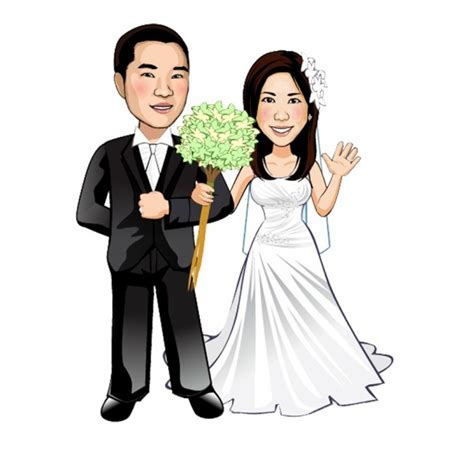 Animation Wedding by Animated Wedding Pictures Cliparts Co