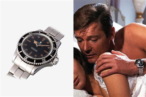 timothy dalton submariner from q with love 12 best bond watches hiconsumption