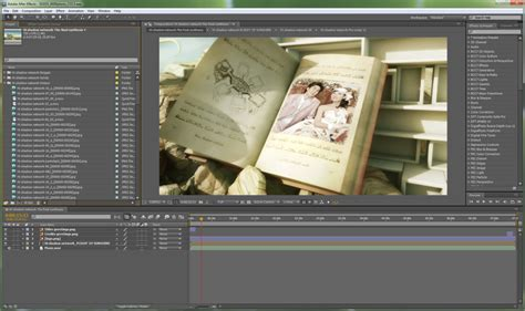 3d wedding album xiying 5d034 after effects project 3d wedding album xiying