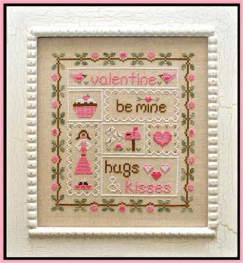 country cottage cross stitch country cottage needleworks be my valentine cross stitch