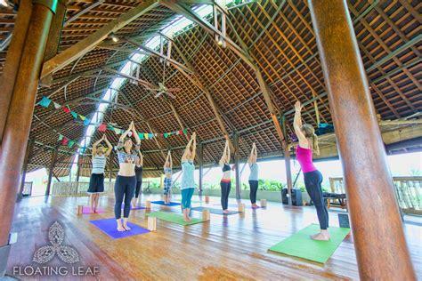 Best Bali Detox Retreats by Bali Retreats Spa Wellness Floating Leaf