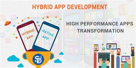 themes for hybrid apps hybrid app development high performance apps transformation