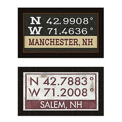 bed bath and beyond nh new hshire coordinates framed wall art collection bed