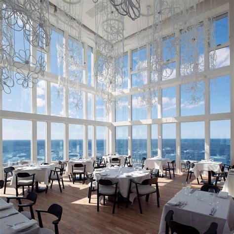Inn Dining Room by Fogo Island Inn Newfoundland Most Beautiful Spots