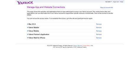 yahoo email verification required iphone iphone tutorial and more iphone and yahoo verification