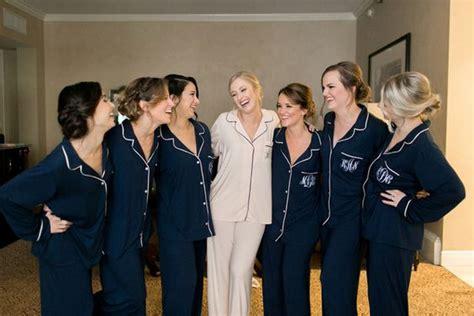Get Look In Primp Pyjamas by Bridesmaid Getting Ready Pajamas And Photo Ideas On